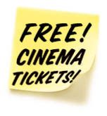free cinema tickets uk