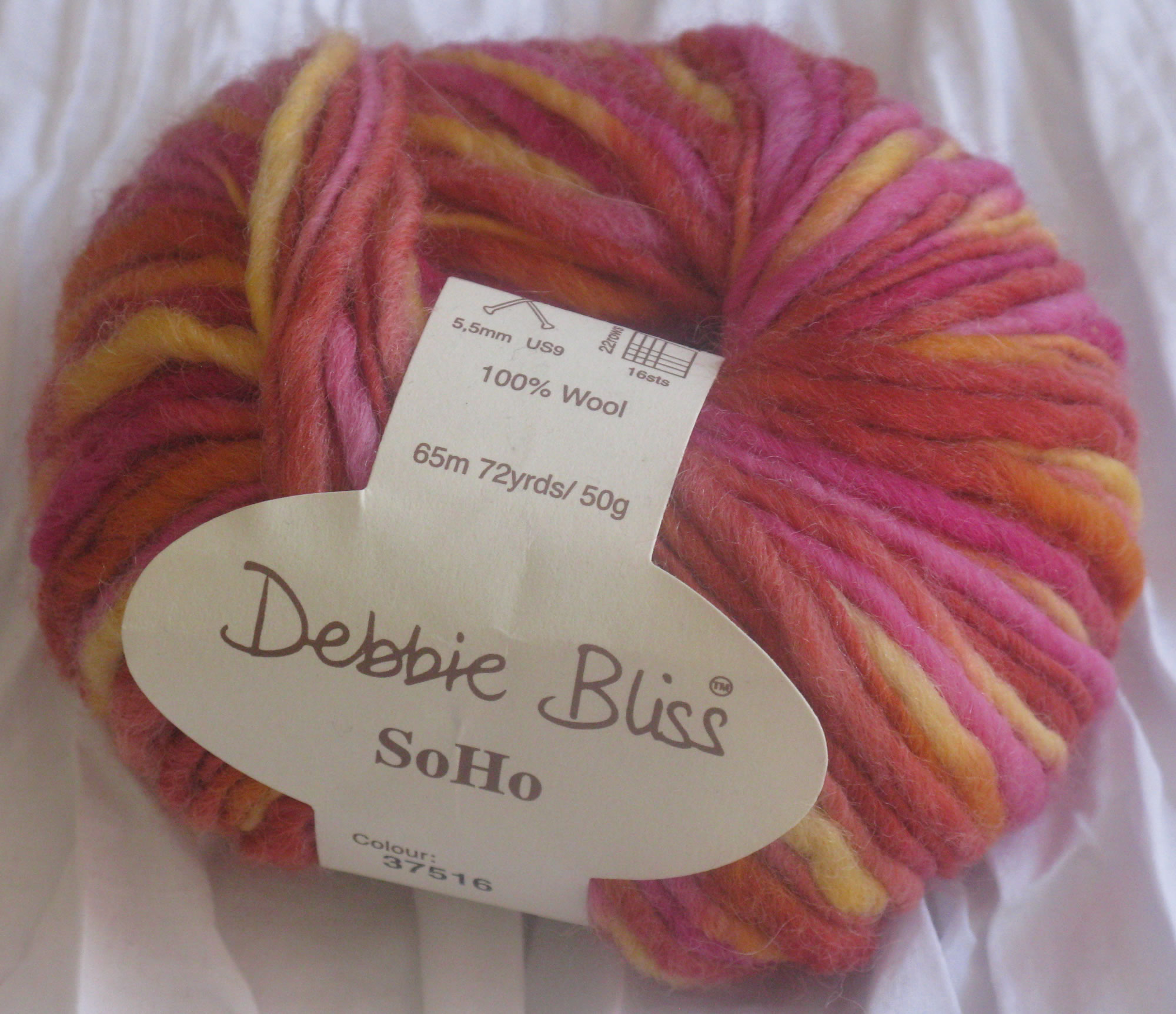 Ebay selling - Debbie Bliss wool for beds
